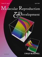 April 2009 issue of Molecular Reproduction and Development