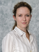 Dr. Aleksandra Radlinska, Associate Professor in the Civil and Environmental Engineering Department.