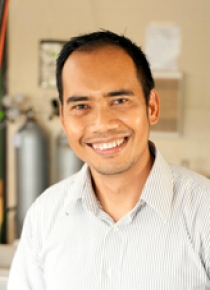 Dr. Justinus Satrio, Assistant Professor of Chemical Engineering