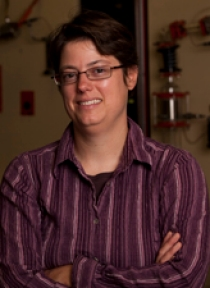Dr. Amy Fleischer, Associate Professor of Mechanical Engineering  Photo Credit – Aurora Imaging Company