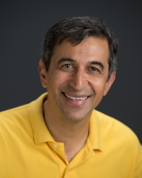 Professor Hashem Ashrafiuon, PhD, director of the Center for Nonlinear Dynamics and Control