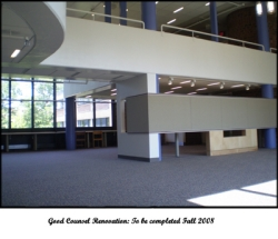 Good Counsel Renovations