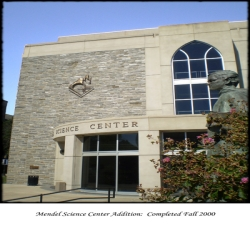 Mendel Science Center Addition