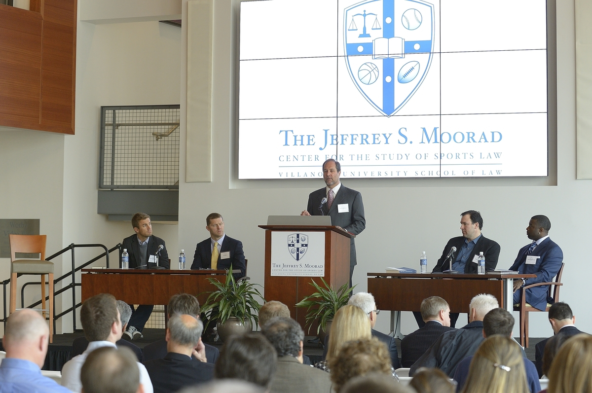 2013 Jeffrey S. Moorad Sports Law Symposium