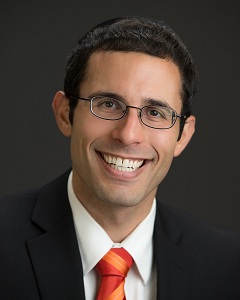 Dr. Daniel I. Mark, assistant professor of Political Science at Villanova University