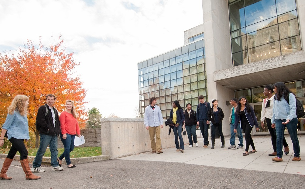College of Engineering receives four campaign leadership gift totaling $21.5 million - highlighted by $13.5 million commitment