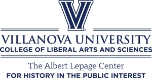 Villanova University Opens Lepage Center for History in the Public Interest