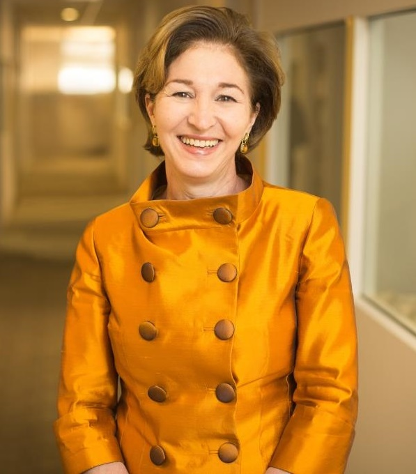 Anne-Marie Slaughter, PhD, JD, President and CEO of New America
