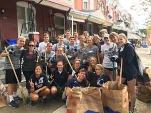 Villanova University Celebrates 12th Annual St. Thomas of Villanova Day of Service, Sept. 23