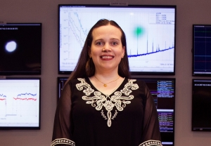 Villanova University Astrophysicist Part of First Detection of  Gravitational Waves Produced from Colliding Neutron Stars