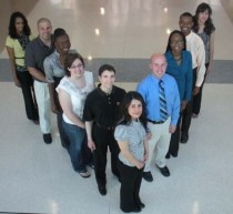 Ten Robert Wood Johnson Foundation New Careers in Nursing scholars