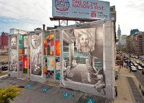 College of Nursing represented in groundbreaking Philadelphia mural project