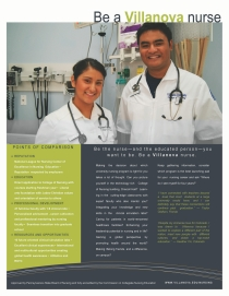 BSN Traditional Undergraduate Brochure