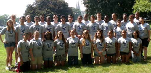 St Thomas of Villanova Scholars