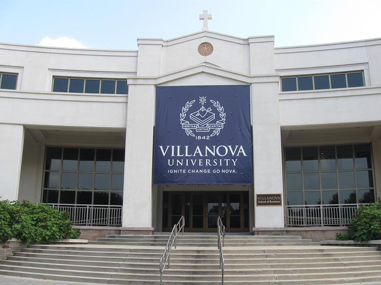 schools colleges villanova school of business