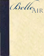 image of the Belle Air Yearbook