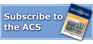 Subscribe to the ACS button